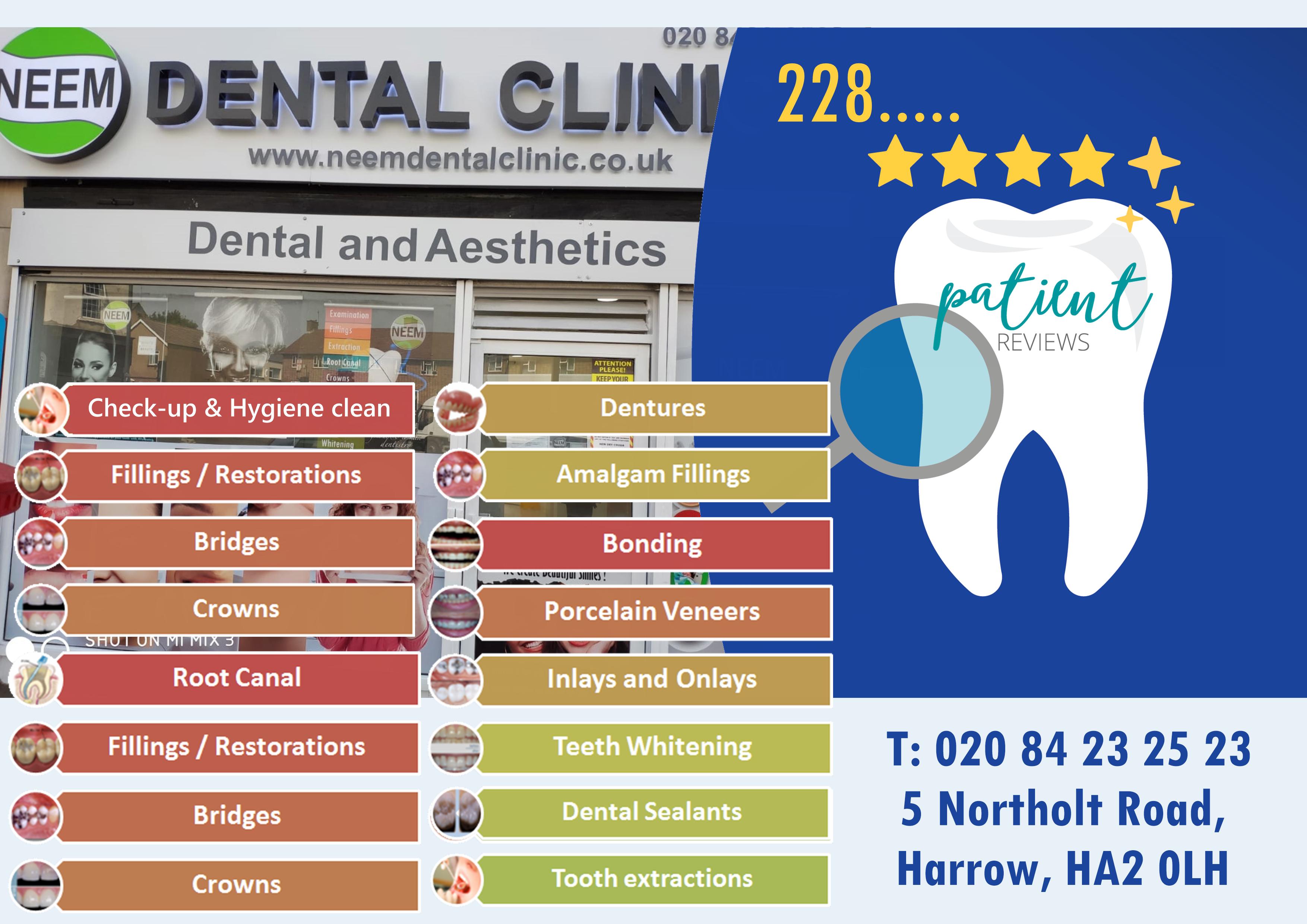 Dentist Harrow | Cosmetic Dentistry | Harrow On The Hill