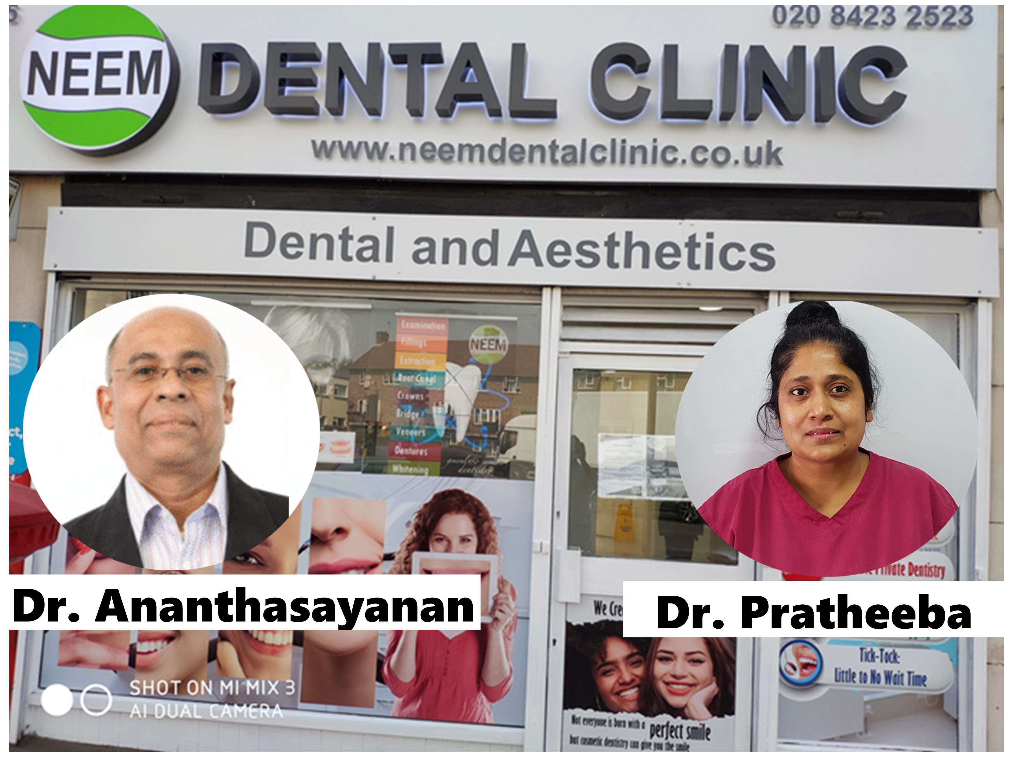 Your Dentist in Harrow