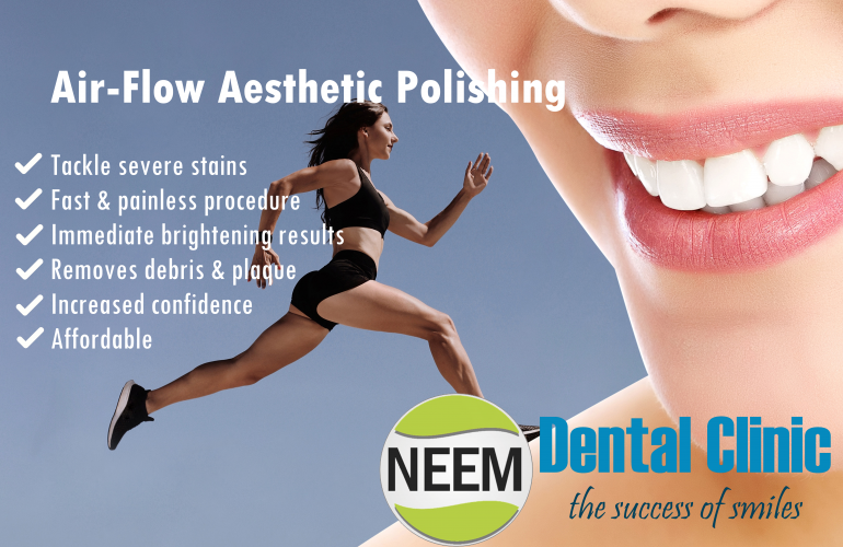 Air-Flow Aesthetic Polishing