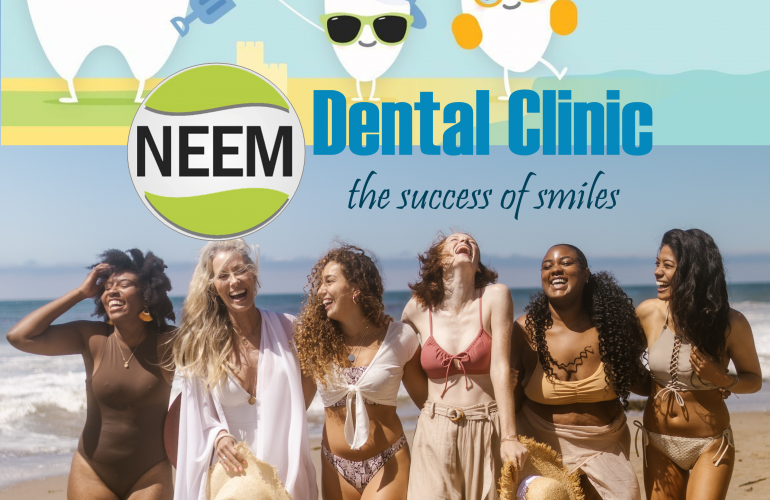 Don't Forget to Schedule Your Summer Dental Appointments