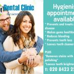 Book your hygiene appointment today